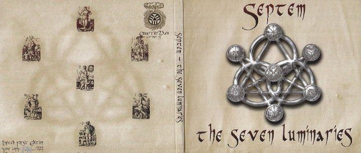 Septem The Seven Luminaries cover