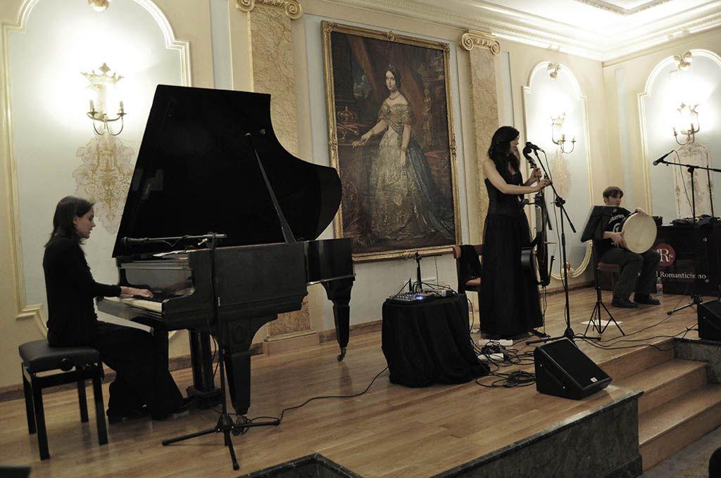 Aura Noctis Live Romanticism Museum